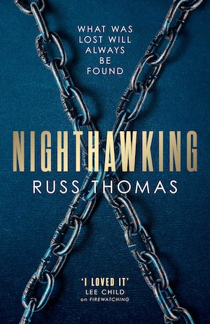 Nighthawking by Russ Thomas front cover