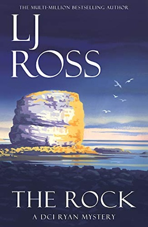 The Rock by LJ Ross front cover