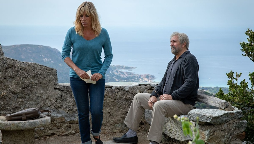 Time is a Killer French crime show