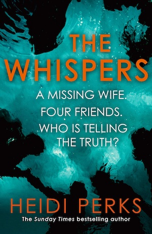 The Whispers by Heidi Perks front cover