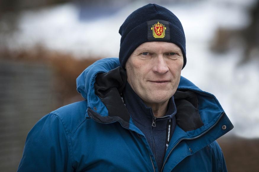 Wisting Norwegian crime show