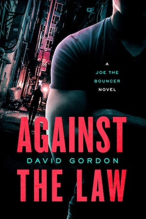 Against the Law by David Gordon front cover