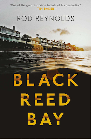 Black Reed Bay by Rod Reynolds front cover