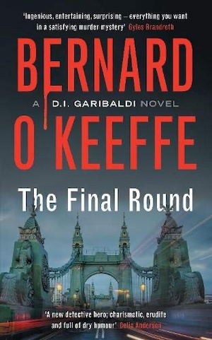 The Final Round by Bernard O'Keeffe front cover