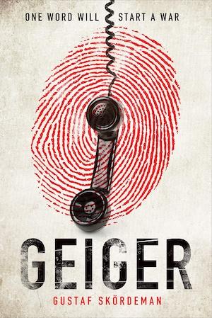 Geiger by Gustaf Skordeman front cover