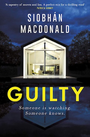 Guilty by Siobhan MacDonald front cover