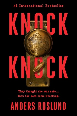 Knock Knock by Anders Roslund front cover