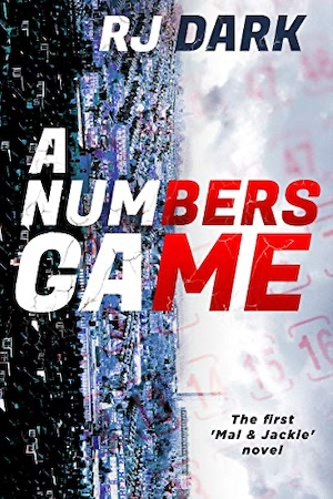 A Numbers Game by RJ Dark front cover