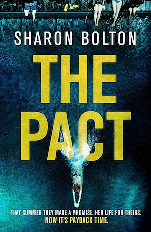 The Pact by Sharon Bolton front cover