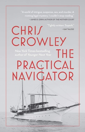 The Practical Navigator by Chris Crowley front cover