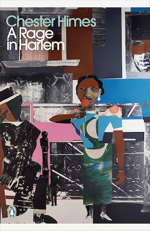 A Rage in Harlem by Chester Himes front cover