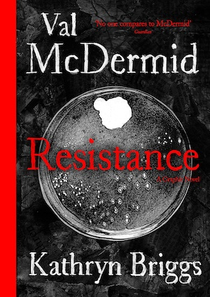 Resistance by Val McDermid front cover