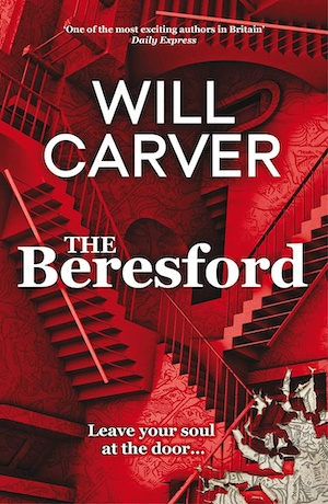 The Beresford by Will Carver front cover