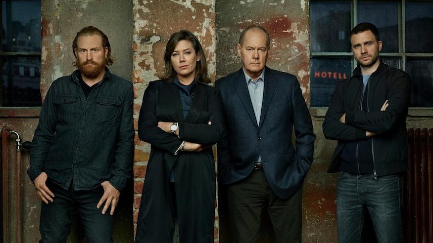 Beck season eight main cast
