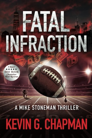Fatal Infraction by Kevin G Chapman front cover