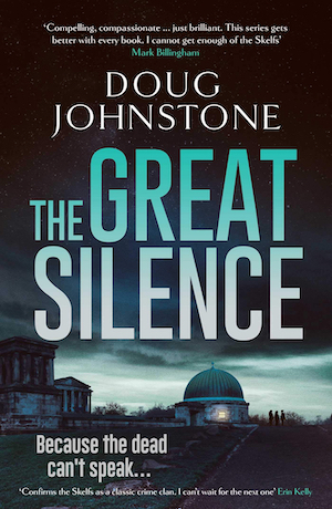 The Great Silence by Doug Johnstone front cover