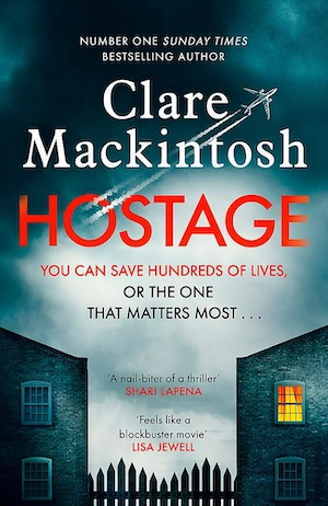 Hostage by Clare Mackintosh front cover