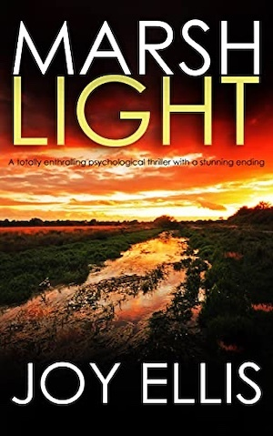Marshlight by Joy Ellis front cover