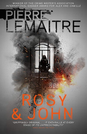 Rosy and John by Pierre Lemaitre front cover