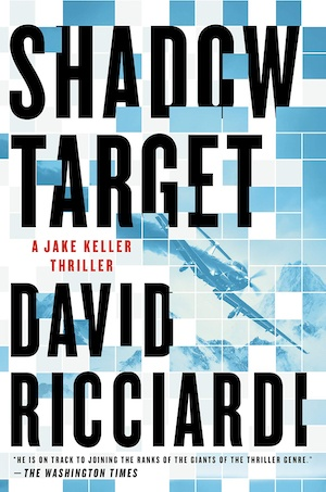 Shadow Target by David Ricciardi front cover