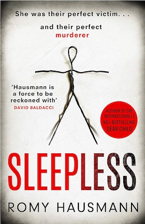 Sleepless by Romy Hausmann front cover