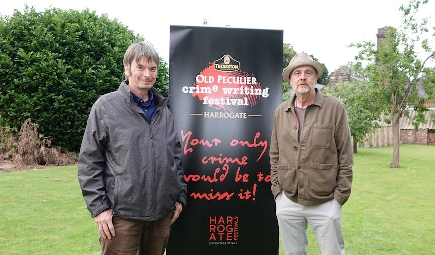 Harrogate crime writing festival 2021