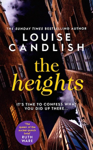 The Heights by Louise Candlish front cover