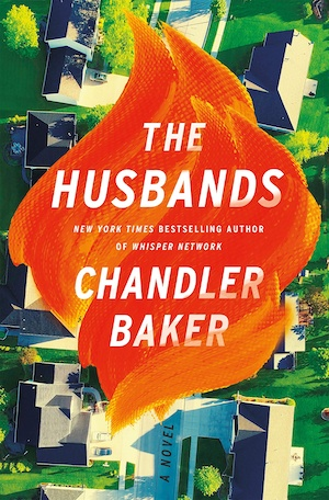 The Husbands by Chandler Baker front cover
