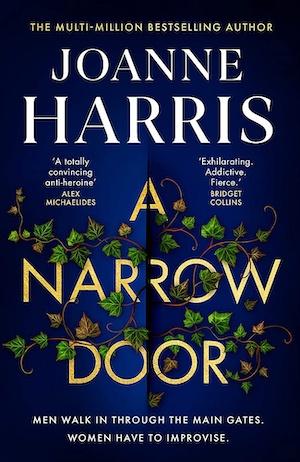 Narrow Door by Joanne Harris front cover