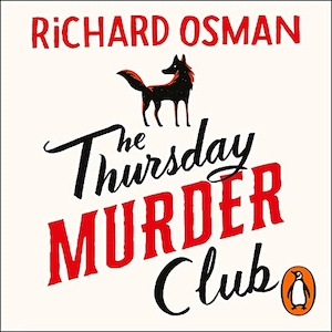 The Thursday Murder Club by Richard Osman front cover