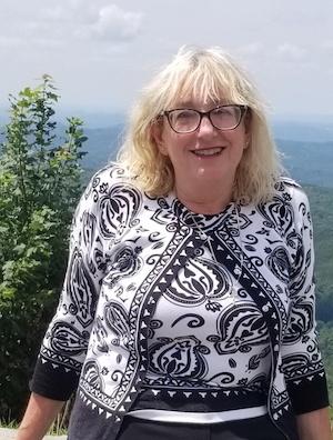 Dr Catherine Turner of Bite Size Crime Stories