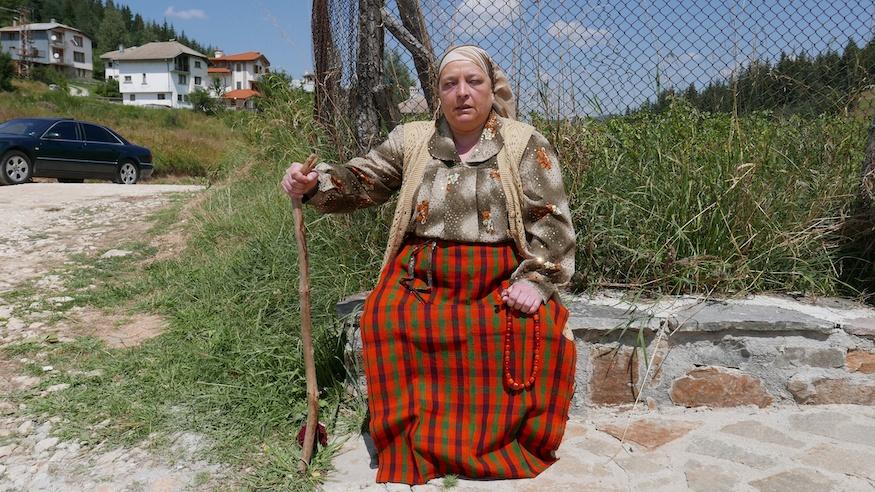 The Devil's Throat Bulgarian crime show