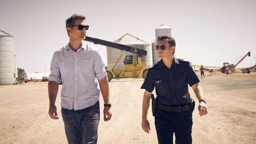 The Dry - Australian crime film with Eric Bana