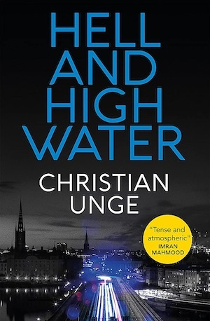 Hell and High Water Christian Unge front cover