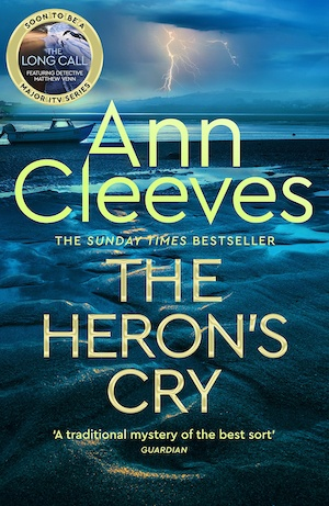 The Heron's Cry by Ann Cleeves front cover