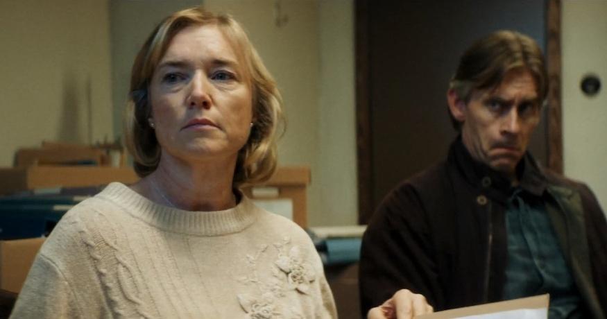 The Hunt for a Killer Swedish crime show