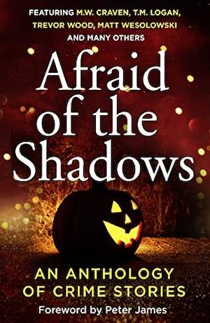 Afraid of the Shadows charity crime anthology