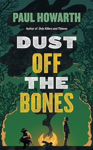 Dust Off the Bones by Paul Howarth front cover