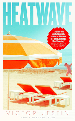 Heatwave by Victor Jestin front cover