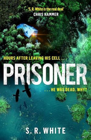 Prisoner by SR White front cover