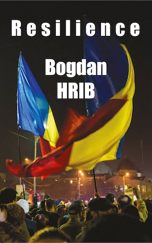 Resilience by Bogdan Hrib front cover