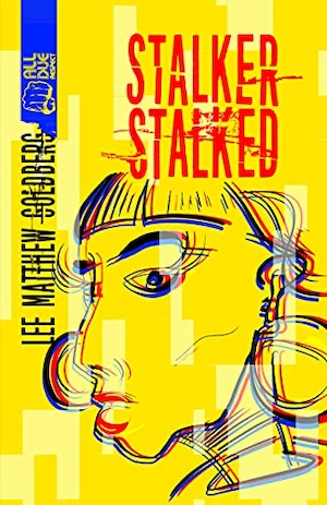 Stalker Stalked by Lee Matthew Goldberg front cover