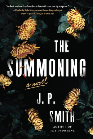 The Summoning by JP Smith front cover