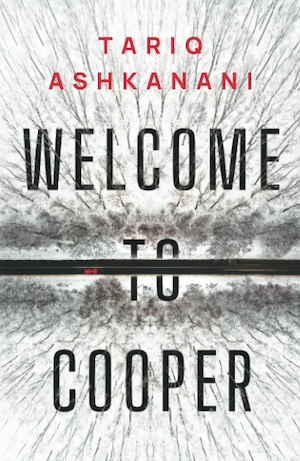 Welcome to Cooper by Tariq Ashkanani front cover