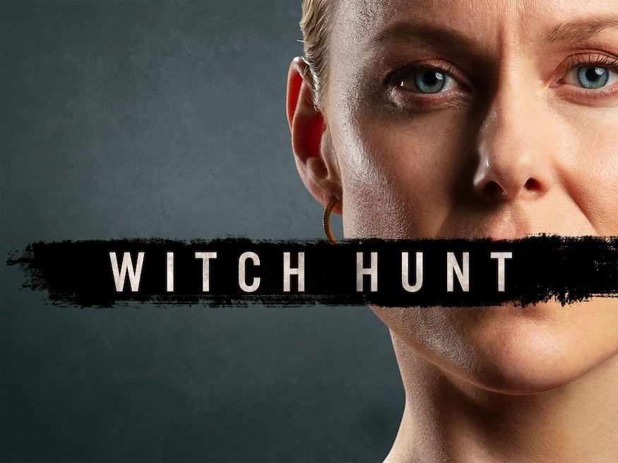 Norwegian crime show Witch Hunt