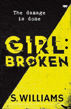 Girl Brown by S Williams front cover