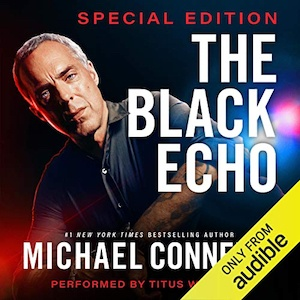 The Black Echo Audiobook cover