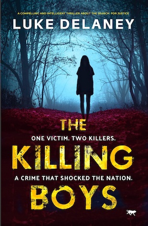 The Killing Boys by Luke Delaney front cover