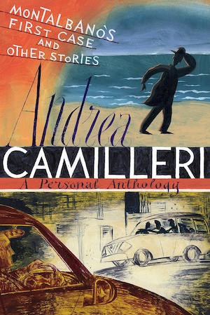 Montalbano's First Case by Andrea Camilleri front cover
