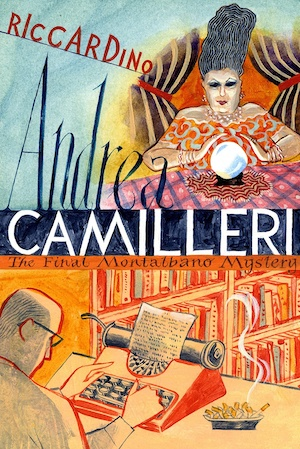 Riccardino by Andrea Camilleri front cover